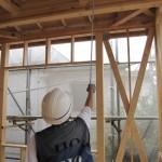 SP・Tハウス(共同住宅)新築工事   -瑕疵保険躯体検査-